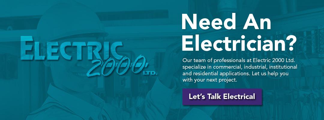 Winnipeg Electrical Companies
