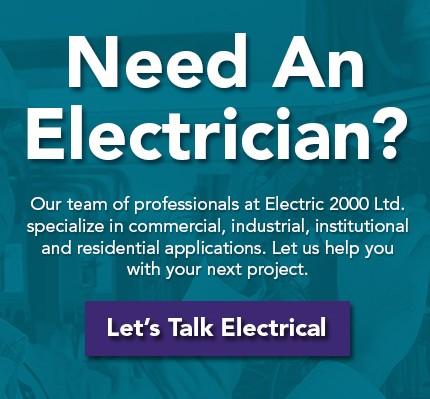 Electric 2000 Winnipeg Electrician