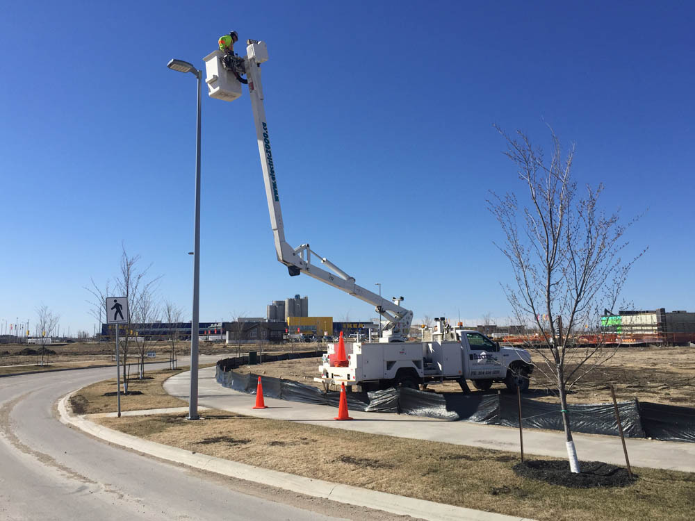 Bucket Truck Electrical Winnipeg
